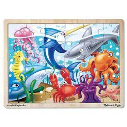 Melissa & Doug Under the Sea 24-piece Jigsaw Puzzle