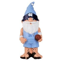 North Carolina Tar Heels 11-inch Thematic Garden Gnome - Thumbnail 1