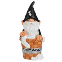 Chicago White Sox 11-inch Thematic Garden Gnome - Thumbnail 0