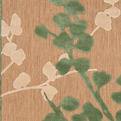 Woven Floral Beacon Rug (7'10 x 10'8)
