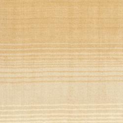 Martha Stewart by Safavieh Ombre Gradient Gold Wool Rug (9' x 12') - Thumbnail 1