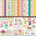 Little Girl Collection Scrapbook Kit