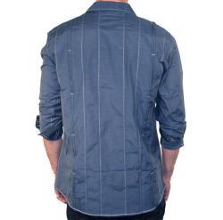 191 Unlimited Men's Blue Shirt