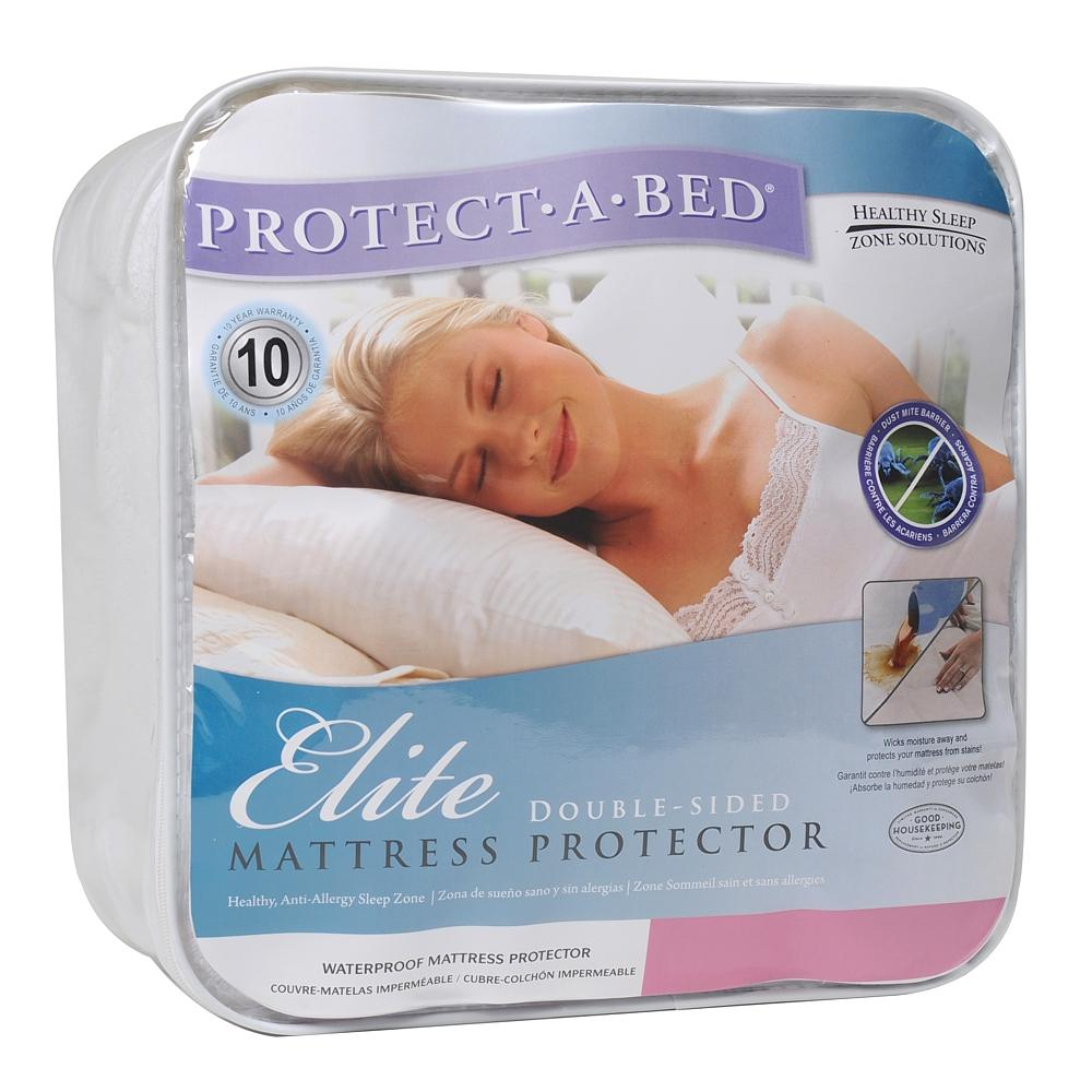 Protect-A-Bed Elite Queen-size Double-sided Mattress Protector