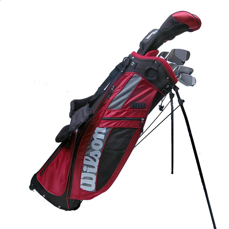 Wilson Men's 2011 Profile Package Complete Golf Set