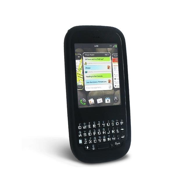 Black Silicone Case for Palm Pixi/ Pixi Plus