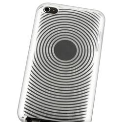 White Circle TPU Case for Apple iPod touch 4th Gen