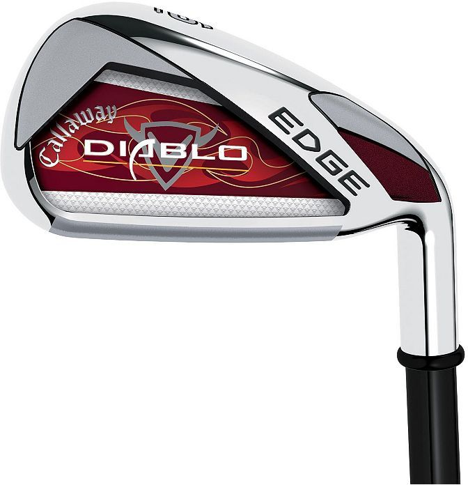 Callaway Men's Diablo Edge 4-PW/ SW Graphite Shaft Iron Set