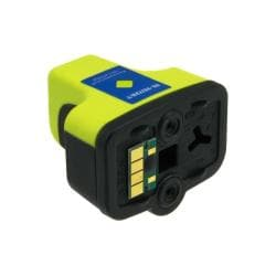 HP-02 Yellow Ink Cartridge (Remanufactured) - Thumbnail 1