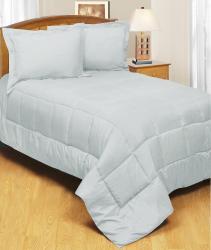 Down Alternative 3-piece Comforter Set