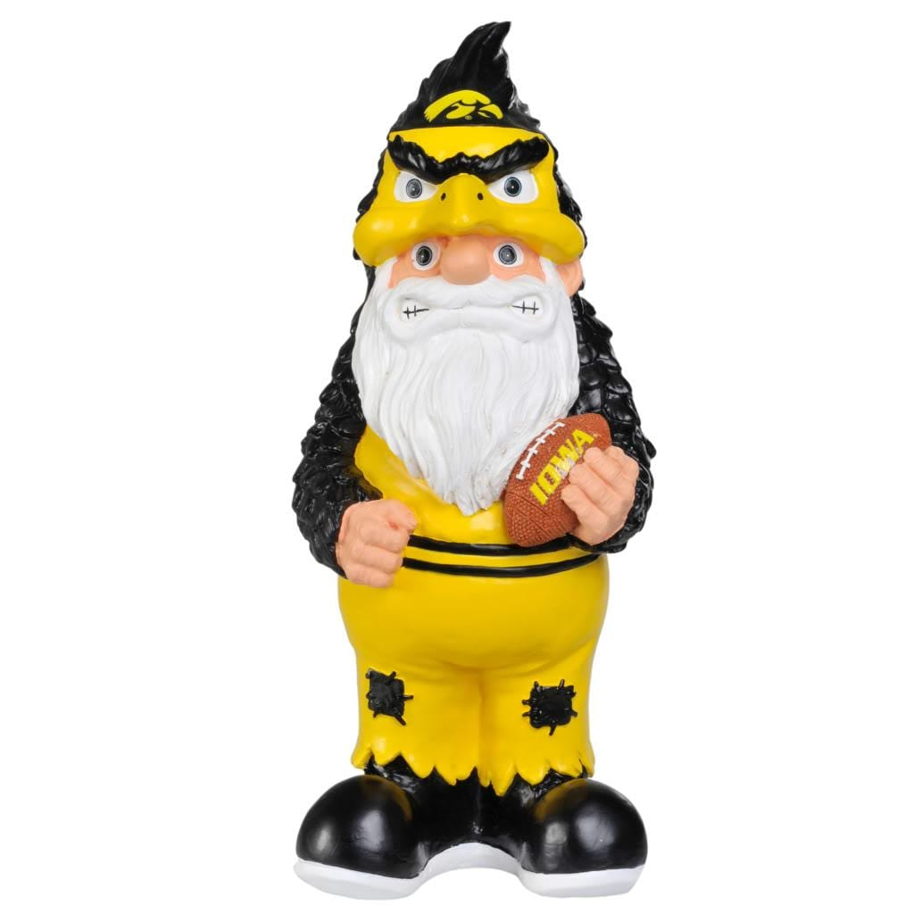 Iowa State Cyclones 11-inch Thematic Garden Gnome - Thumbnail 0