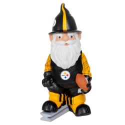 Pittsburgh Steelers 11-inch Thematic Garden Gnome - Thumbnail 2