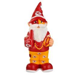 Kansas City Chiefs 11-inch Thematic Garden Gnome - Thumbnail 0