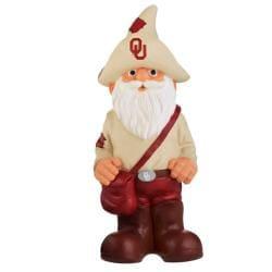 Oklahoma Sooners 11-inch Thematic Garden Gnome - Thumbnail 0