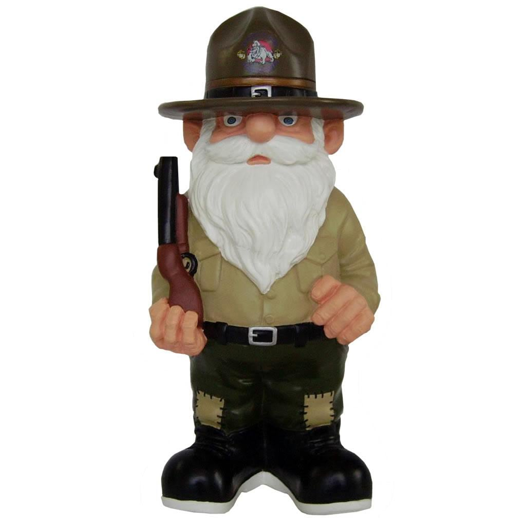 United States Marines 11-inch Thematic Garden Gnome