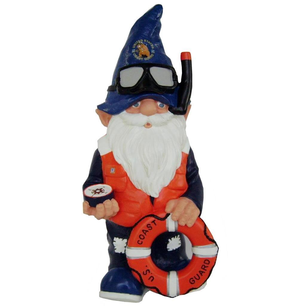 United States Coast Guard 11-inch Thematic Garden Gnome