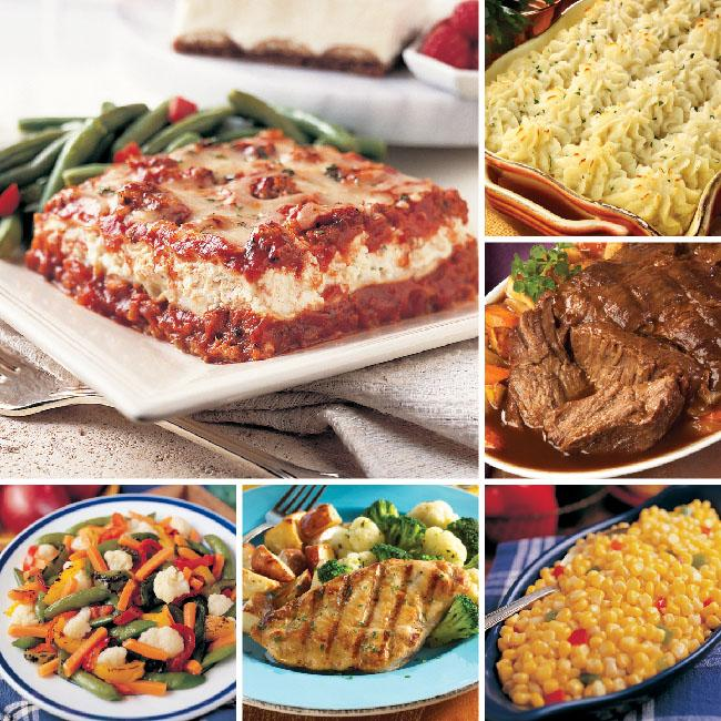 (Preorder) Father's Day Omaha Steaks Heat and Eat Combo