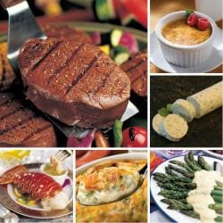 (Preorder) Father's Day Omaha Steaks Steak and Lobster Dinner