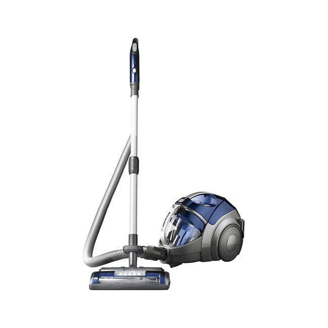 LG LCV900B Canister PetCare Plus Vacuum with Kompressor Technology