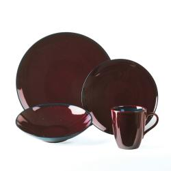 Mikasa Sedona Brown 4-piece Dinnerware Set