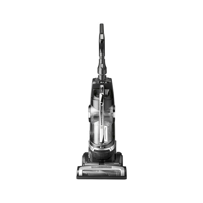 LG LUV400T Kompressor Total Care Upright Vacuum Cleaner - Thumbnail 0