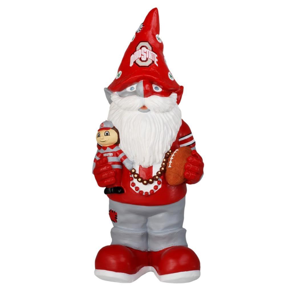Ohio State Buckeyes 11-inch Thematic Garden Gnome