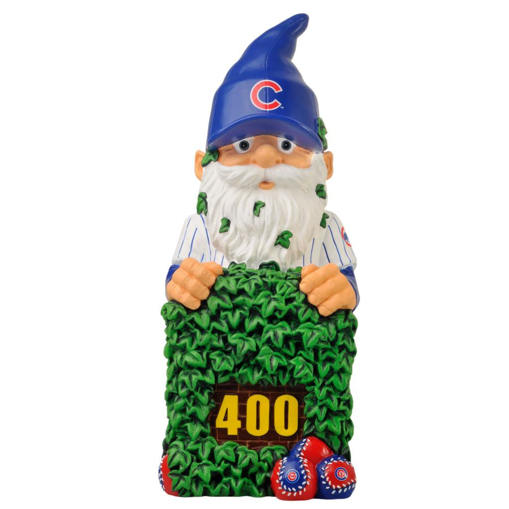 Chicago Cubs 11-inch Thematic Garden Gnome - Thumbnail 1
