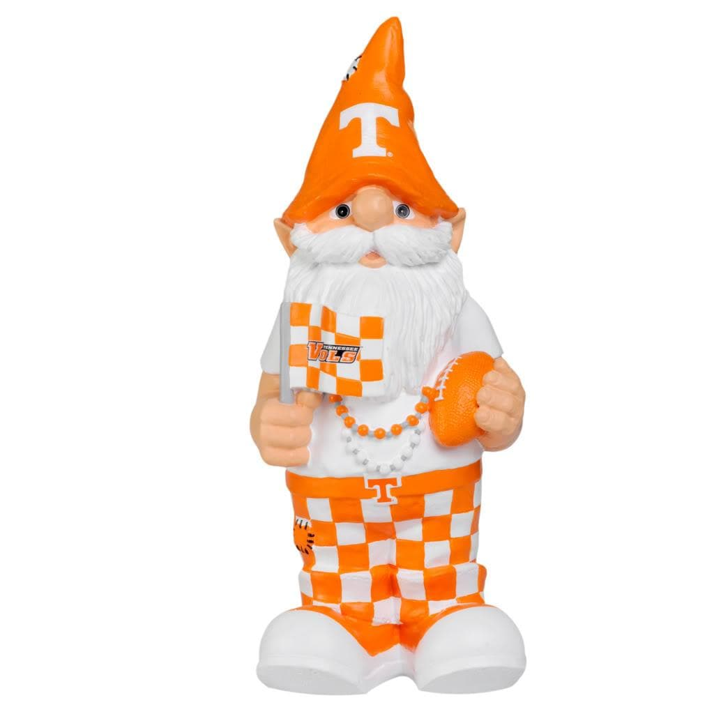 Tennessee Volunteers 11-inch Thematic Garden Gnome - Thumbnail 1