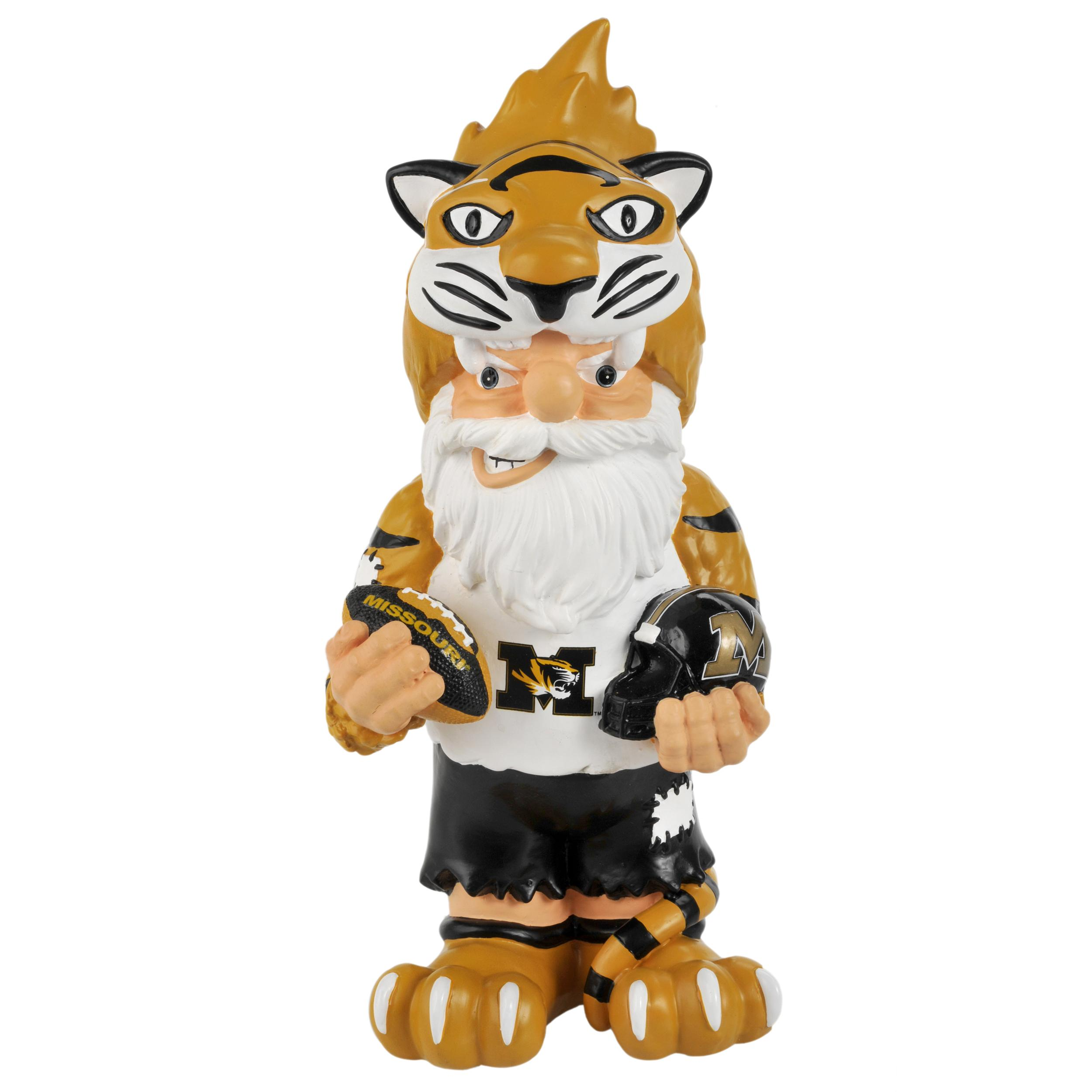 Missouri Tigers 11-inch Thematic Garden Gnome - Thumbnail 0