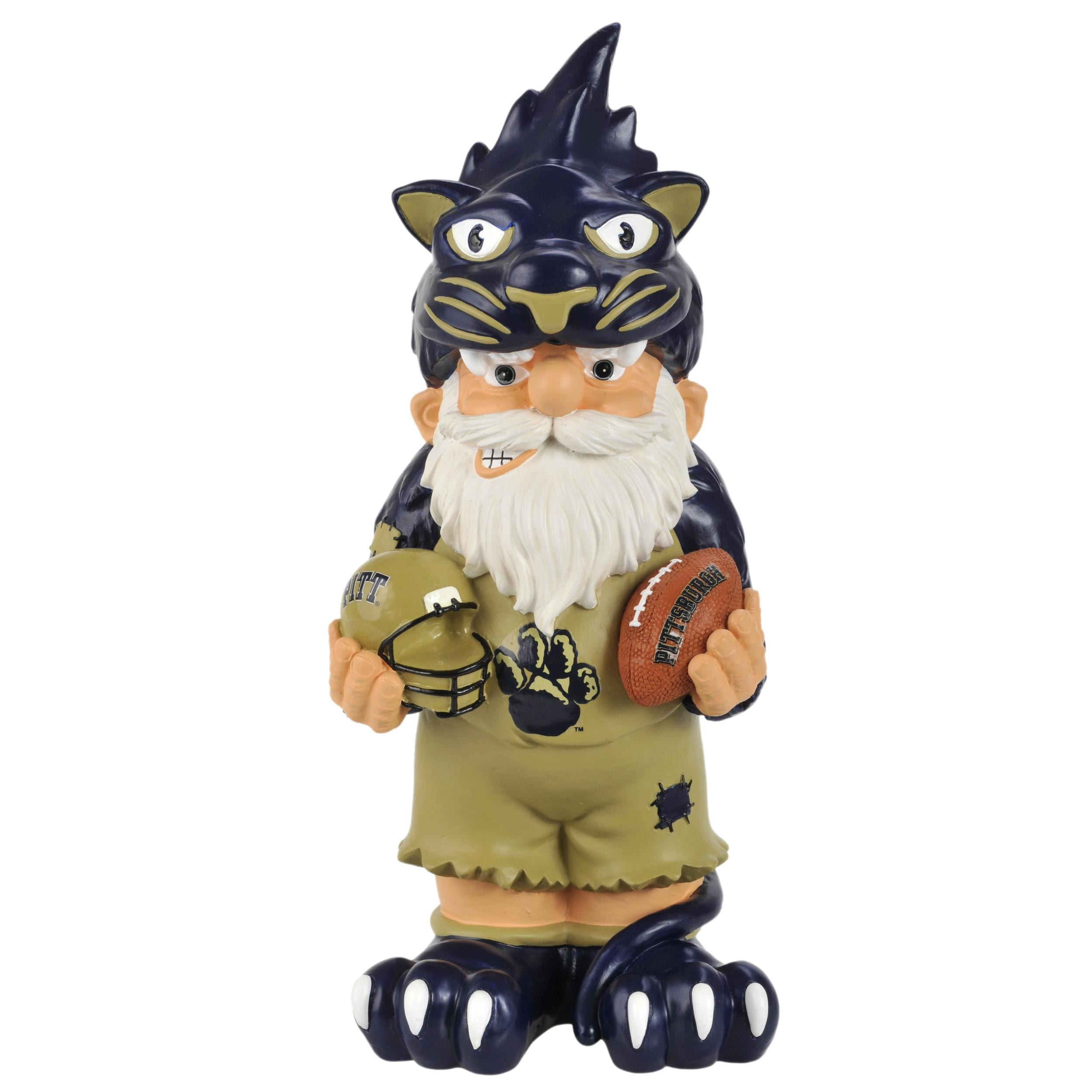 Pittsburgh Panthers 11-inch Thematic Garden Gnome - Thumbnail 1