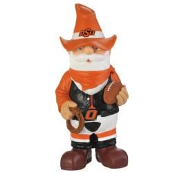 Oklahoma State Cowboys 11-inch Thematic Garden Gnome - Thumbnail 0
