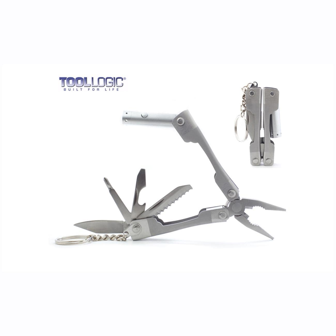 Toologic All-in-one Multi-tool Pocket Knife