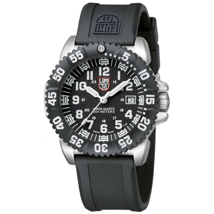 Luminox Men's White Steel Colormark Watch (Luminox Men's ...