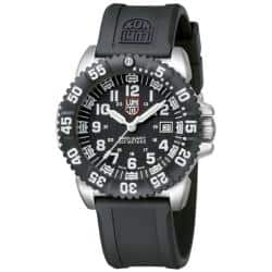 Luminox Men's White Steel Colormark Watch|https://ak1.ostkcdn.com/images/products/75/715/P13664350.jpg?impolicy=medium