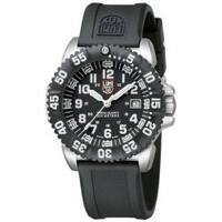 Luminox Men's White Steel Colormark Watch
