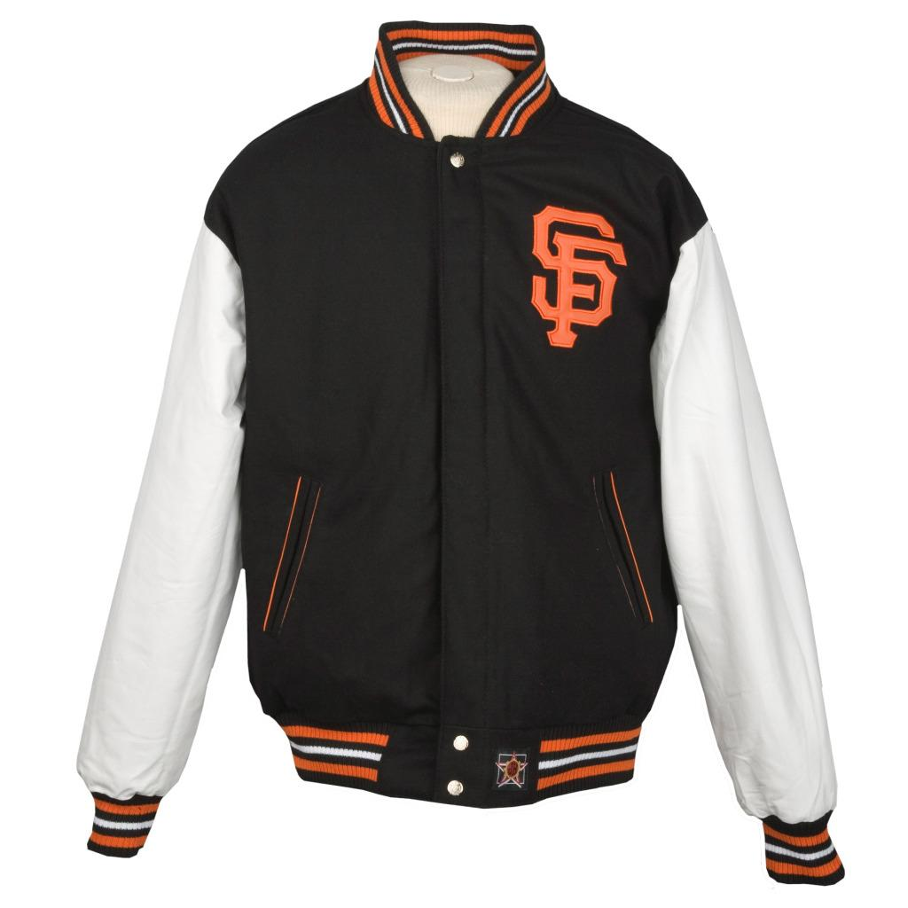 Stay warm in style with a San Francisco Giants Jacket. Shop Giants Jackets, including: Windshirts, Track Jackets, Varsity, Letterman, Satin, Performance, Leather and Winter Coats. Get your San Francisco Giants Jacket or Coat from Fanatics.