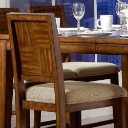 Liam 24-inches Counter Height Stools (Set of 2) - Thumbnail 1