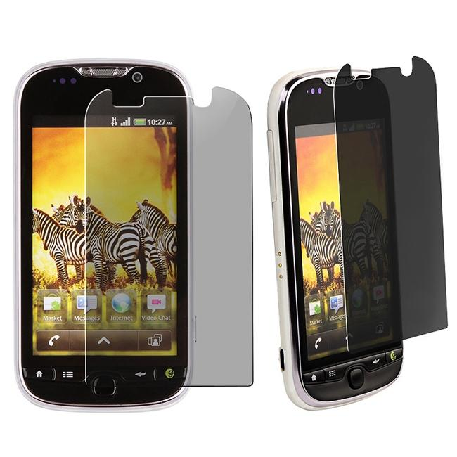 Privacy Filter Screen Protector for HTC myTouch 4G