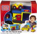 Mega Bloks Play'n Go Garage Toy Set