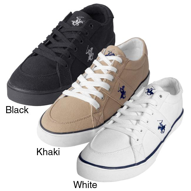 Beverly Hills Polo 'Tailshot' Men's Lace-up Sneakers