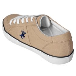 Beverly Hills Polo 'Tailshot' Men's Lace-up Sneakers - Thumbnail 1