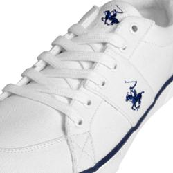 Beverly Hills Polo 'Tailshot' Men's Lace-up Sneakers - Thumbnail 2