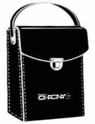 Chrony Carrying Case for Chrony/Printer
