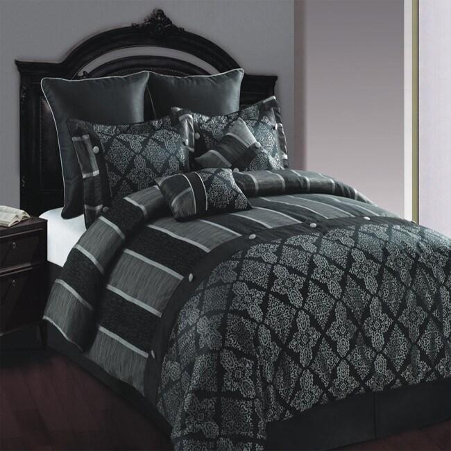 Ashford Hotel King-size Comforter Set