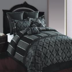 Ashford Hotel King-size Comforter Set - Thumbnail 0