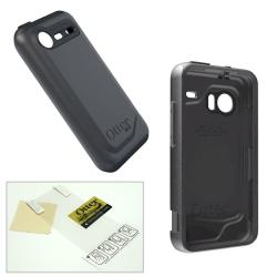 Otterbox HTC Incredible Black Protector Case