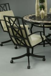 Seville Dining Caster Chair