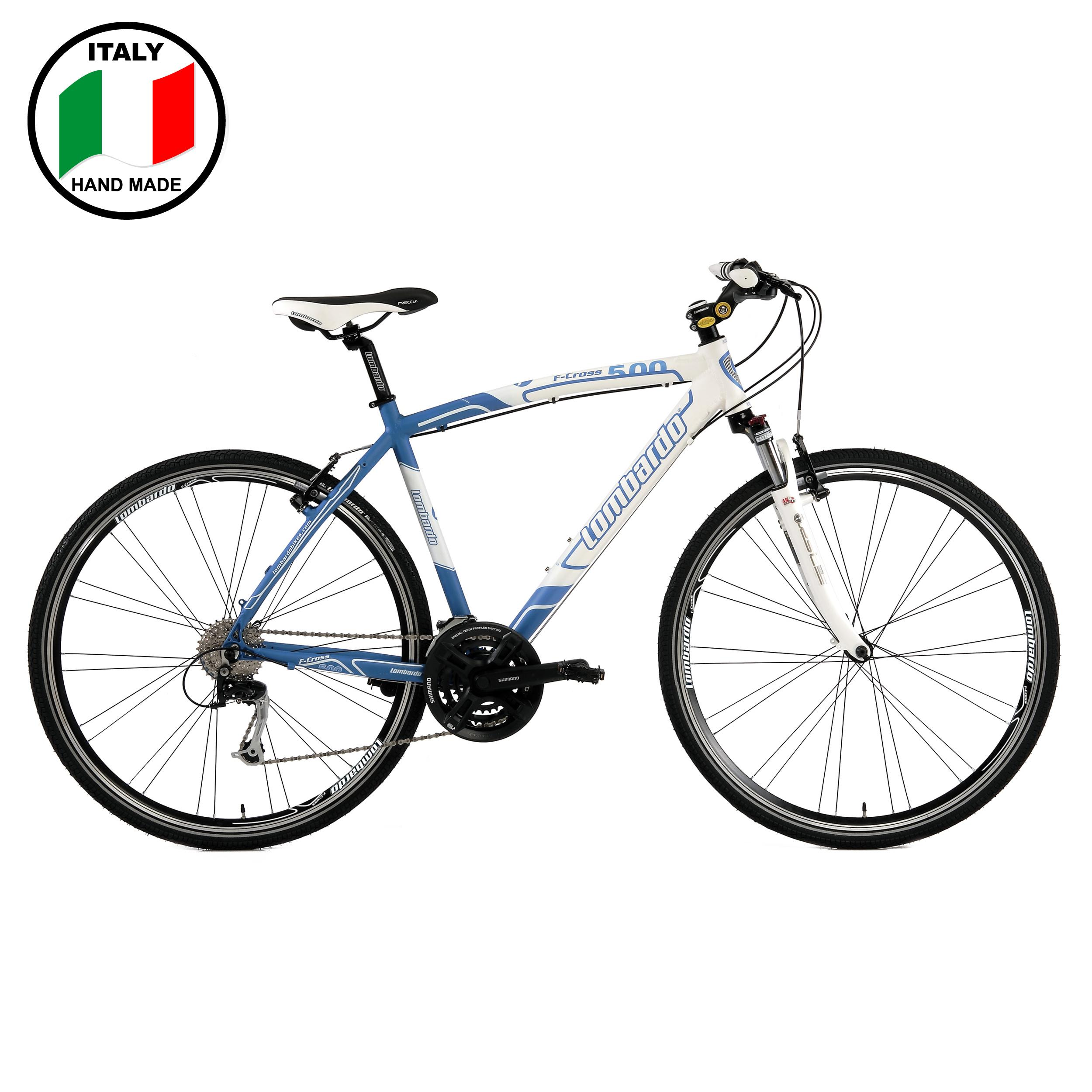 Lombardo Men's F-Cross 500 Bicycle
