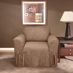Sure Fit Dune Chair Slipcover - Thumbnail 1