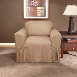 Sure Fit Dune Chair Slipcover - Thumbnail 2